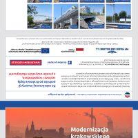 ulotka o korzyściach z modernizacja krakowskiego węzła kolejowego przeznaczona dla młodzieży krakowskich szkól średnich