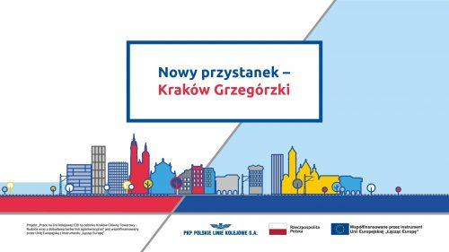 Film nowy przystanek Kraków Grzegórzecka